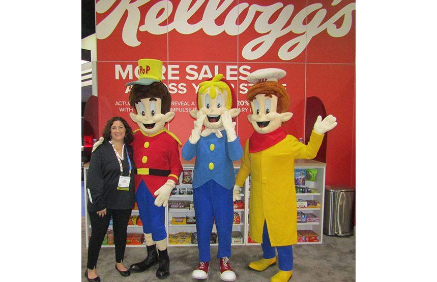 NACS Kellogg's Rice Krispies Treats