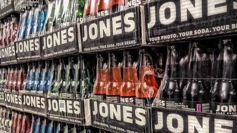 Jones Soda, Jamie Colbourne interim CEO