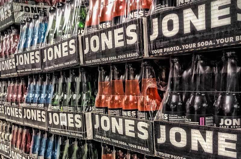 Jones Soda, Jamie Colbourne interim CEO
