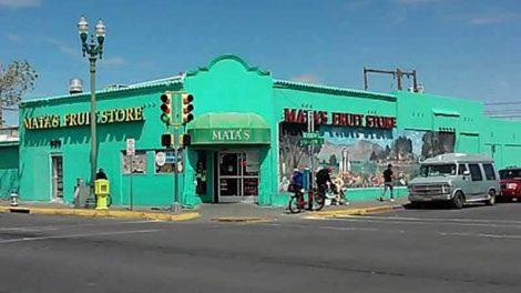 Mata's, Local Express