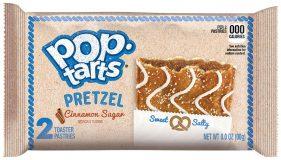 Kellogg's Pop Tarts pretzel treats