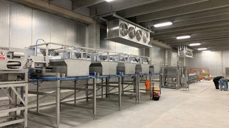 Perdue meat processing facility expansion