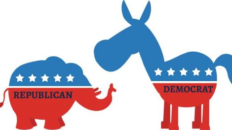 Republican - Democrat