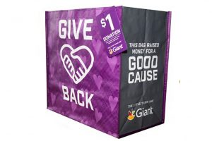 Giant Food Bag 4 Cause