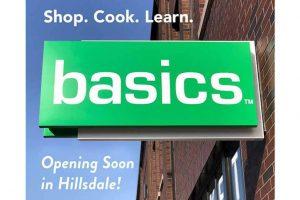 Basics Hillsdale