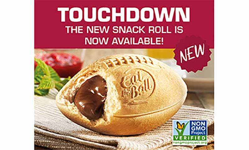Eat the Ball football roll