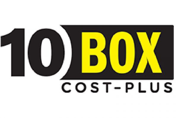 10Box Cost Plus logo FoodWise