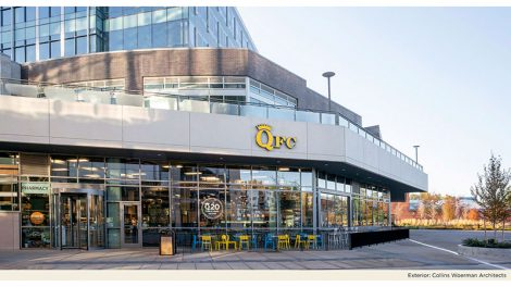 QFC Kirkland Washington exterior