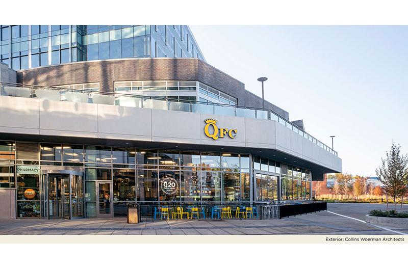 QFC Kirkland Washington exterior