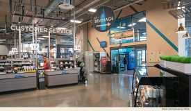 QFC Kirkland Washington interior