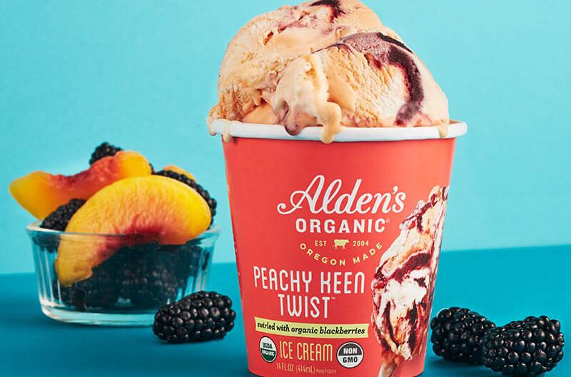 Alden's Organics flavors