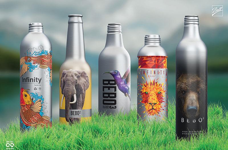 Ball Corp. Infinity Bottle