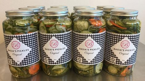Basia's Pickles Central Market