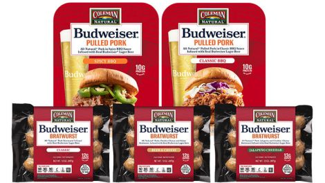 Coleman Natural Foods Budweiser BBQ Collection