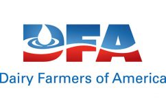 Dairy Farmers of America logo, DFA, milk
