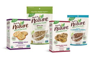 Back to Nature anniversary plant-based
