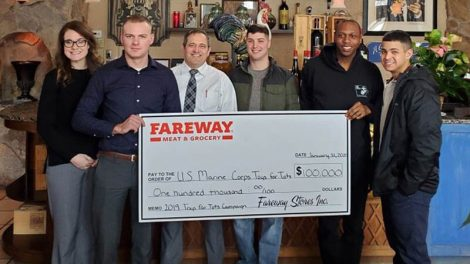 Fareway Toys for Tots