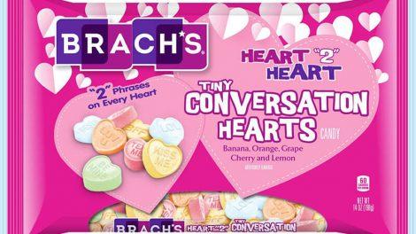 Brach's Heart 2 Heart conversation hearts