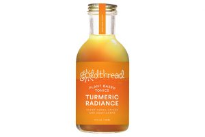 Goldthread plant-based tonic