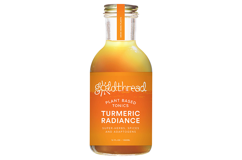 Goldthread plant-based tonic