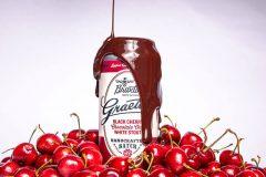 Graeter's Ice Cream Braxton Brewing Co. choc cherry