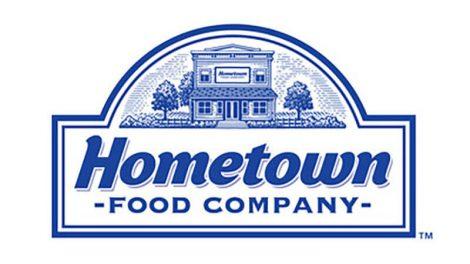 Hometown Food logo Tom Polke