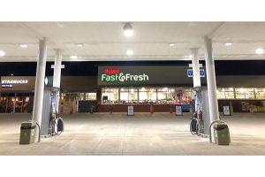 Hy-Vee Fast & Fresh Express QT Des Moines