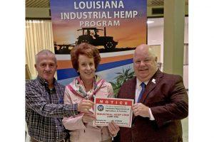 Louisiana Industrial Hemp Program license regulations