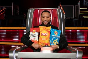 Lay's The Voice John Legend