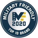 SpartanNash Military Friendly logo