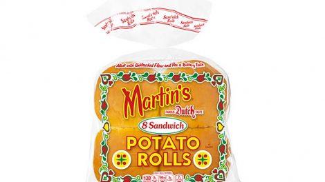 Martin's Potato Rolls Texas