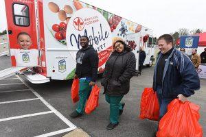 Perdue Maryland Food Bank Mobile Market