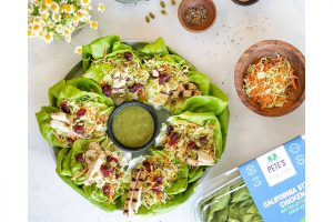 Pete's Butter Stuffers lettuce wraps