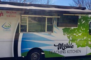 Raley's Mobile Teaching Kitchen