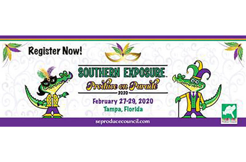 Southeast Produce Council southern exposure golden rule challenge
