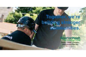 SpartanNash Foundation Habitat for Humanity scan campaign