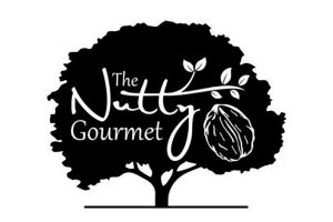 The Nutty Gourmet logo walnut