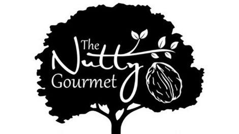 The Nutty Gourmet logo walnut