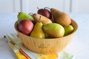 USA Pears fruit bowl campaign