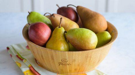 USA Pears fruit bowl campaign
