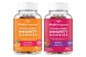 Manuka honey gummies