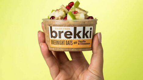 Brekki breakfast oats