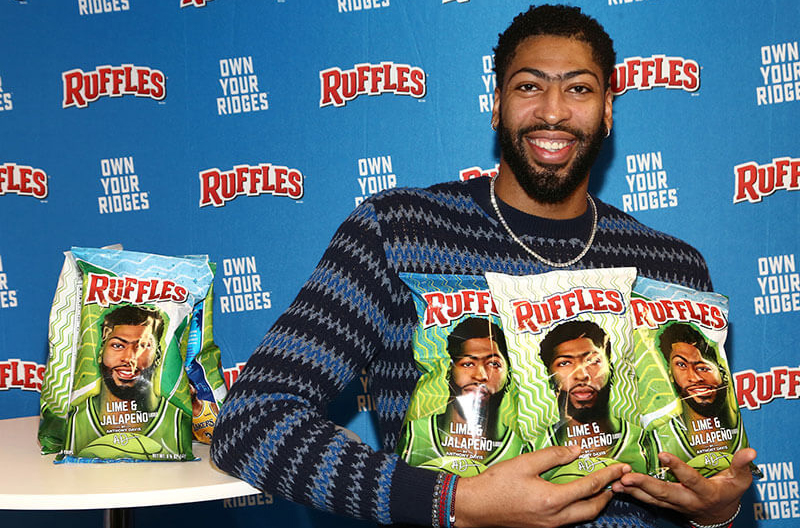 Frito-Lay Anthony Davis