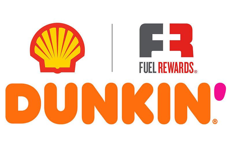 Shell Dunkin' partnership Fuel Rewards