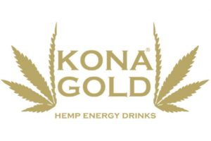 Kona Gold Solutions logo Flo Beverages
