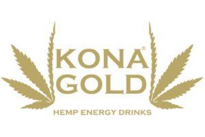 Kona Gold Solutions logo Flo Beverages