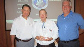 Childers retiring award GES