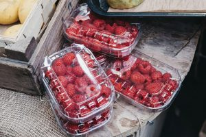 Berry Growers recycling clamshell