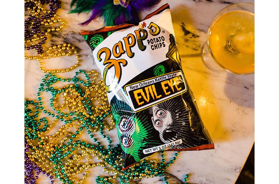 Zapp's Evil Eye kettle chips