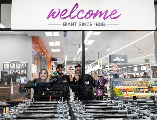 New Giant Store In Falls Church, Va., Creates 100 New Jobs